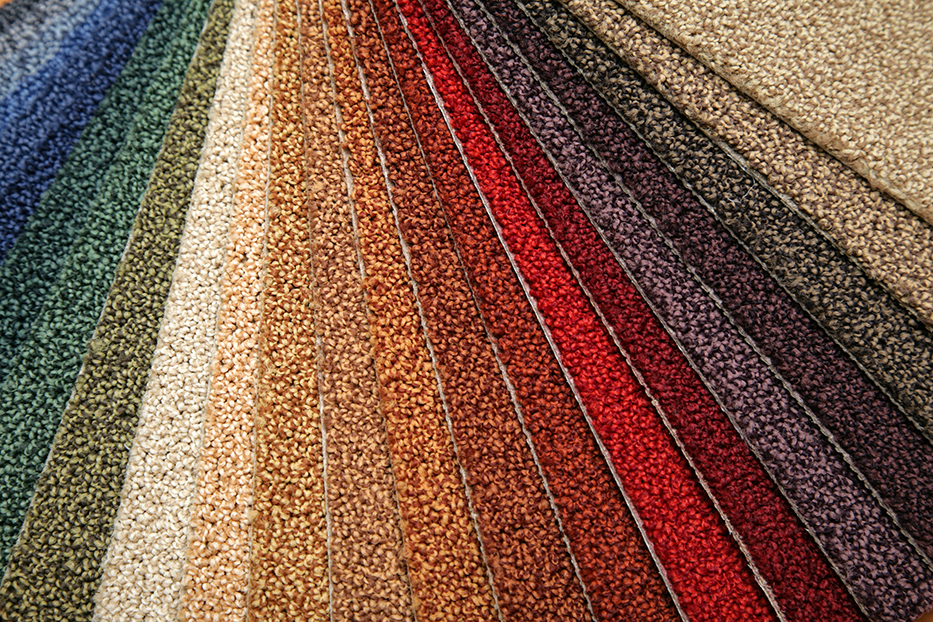 Different Types of Carpets