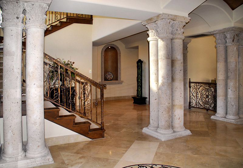 The Many Uses of Travertine Tiles