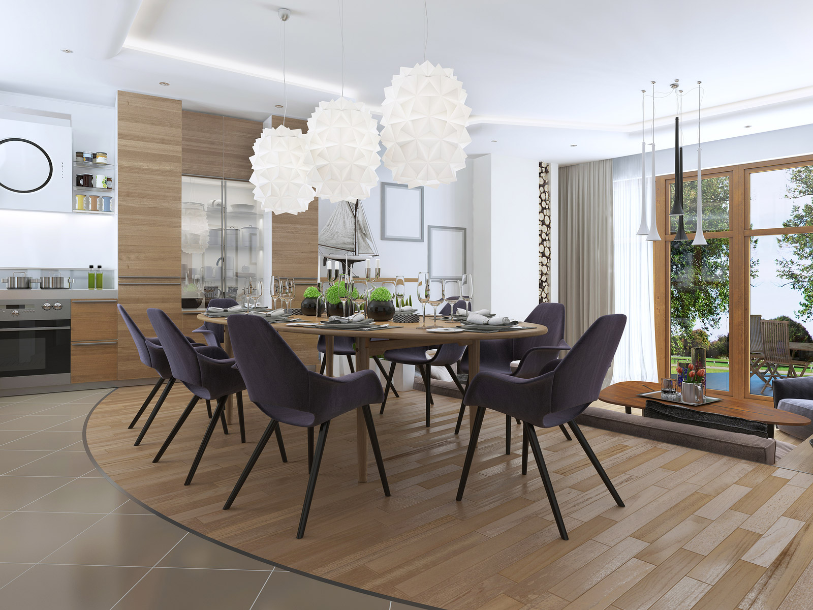 dining-roon-floor Image Result For Basement Pros And Cons