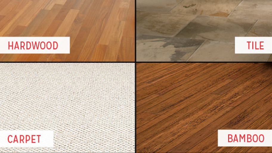 Different Kinds of Flooring | Ocotillo Flooring Services